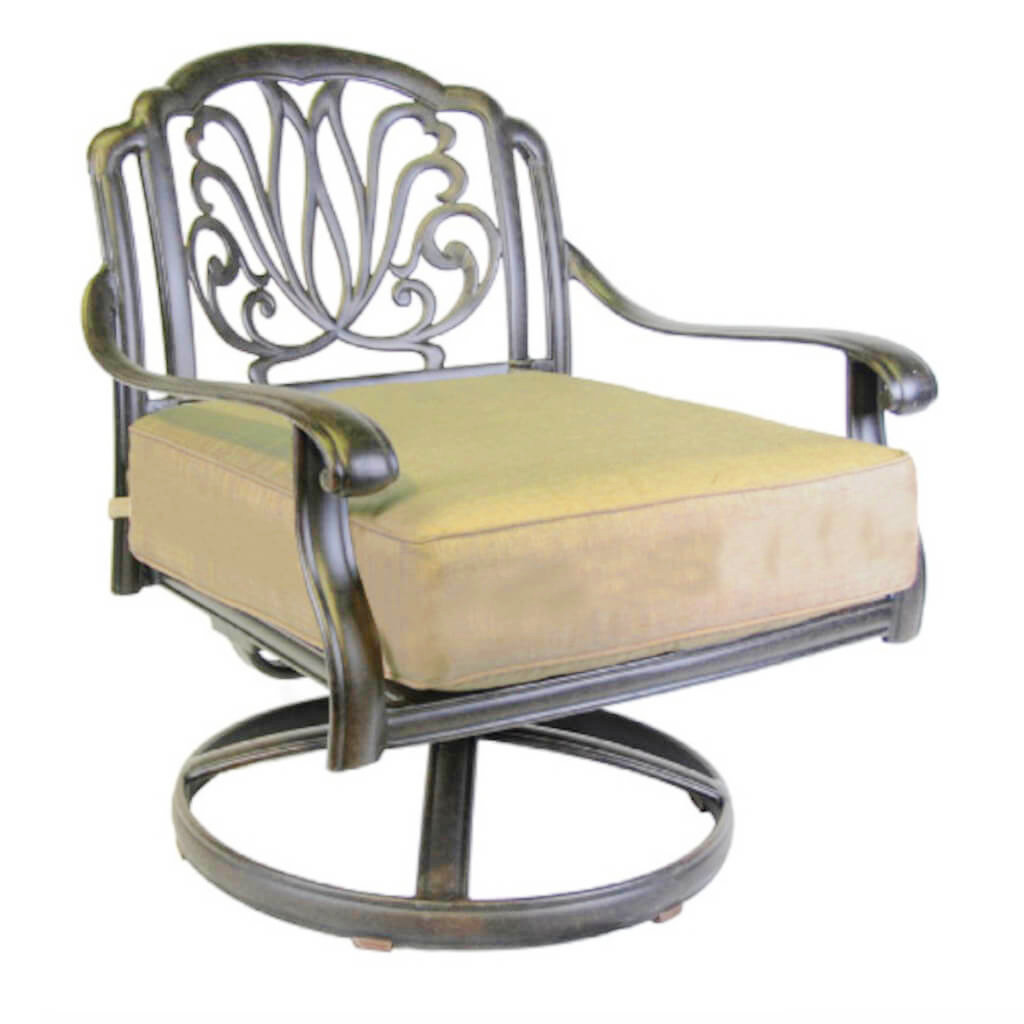 Lillian Swivel Club Chair